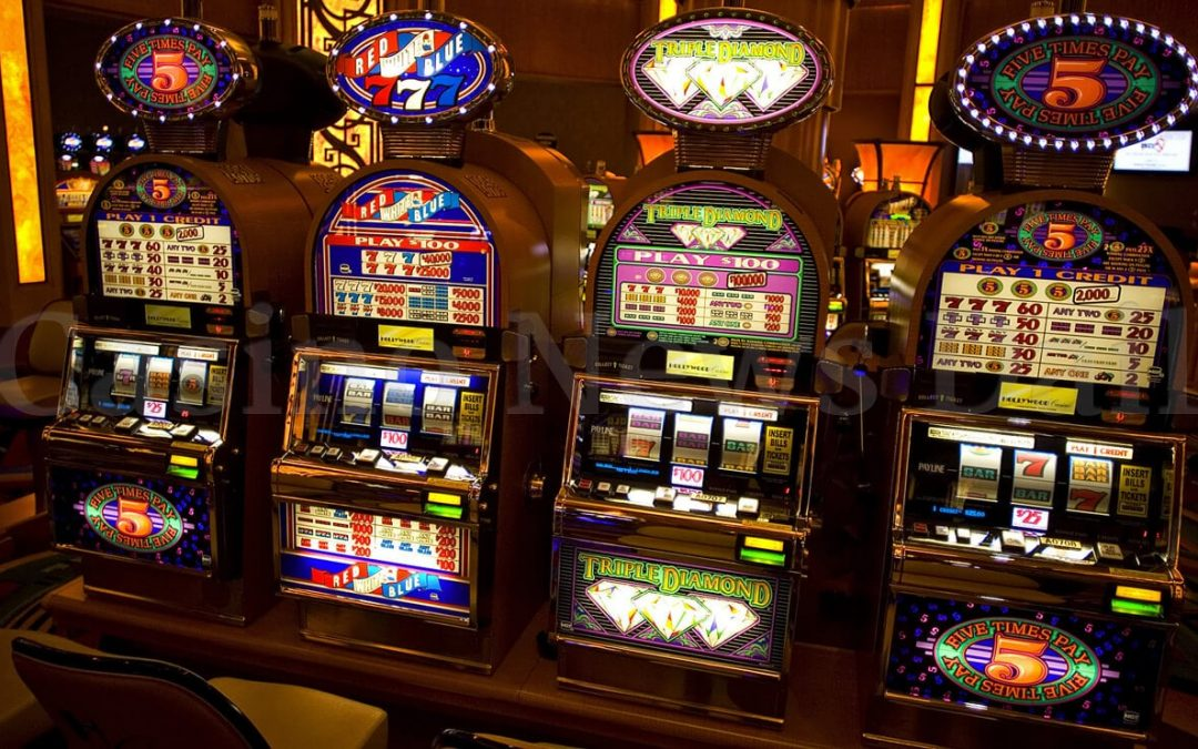 Tips And Tricks In Playing Slot Machines